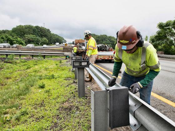 NJDOT Beam Guide Rail 4