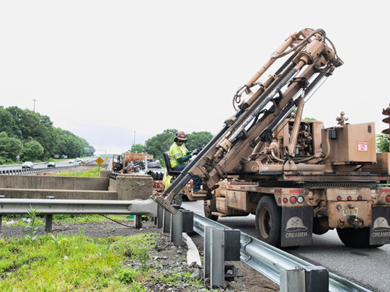 NJDOT Beam Guide Rail 5