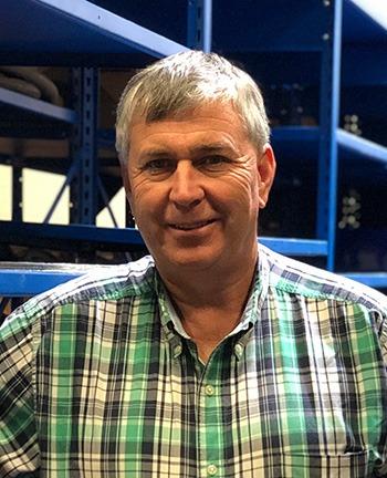Vern Dettman - General Superintendent