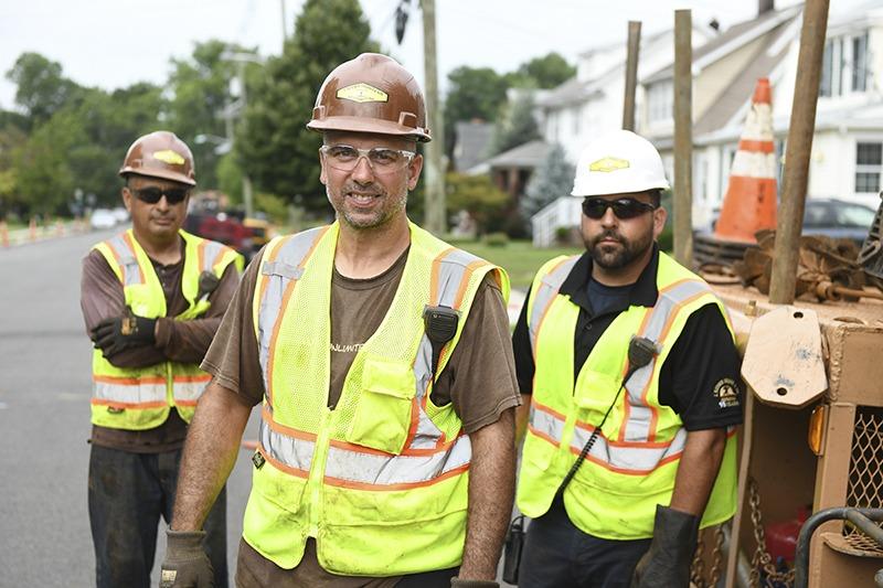 construction emergency response team