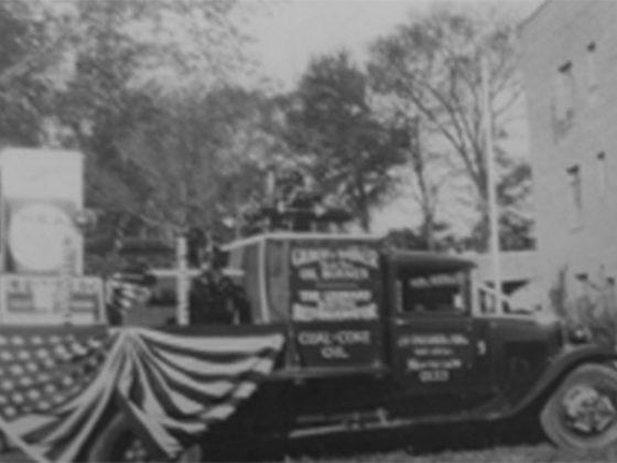 J. Fletcher Creamer & Son, Inc. truck circa 1930s