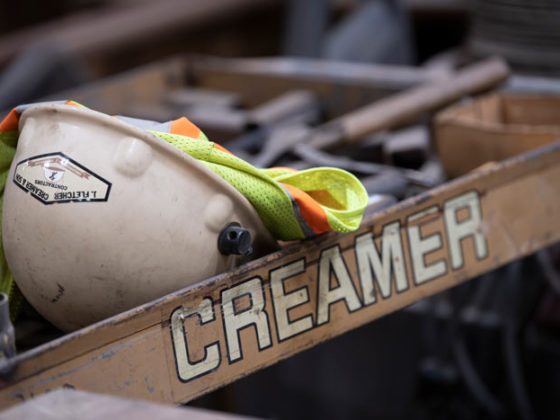 creamer is a leading contractor today