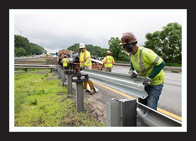 Signs & Guardrail service
